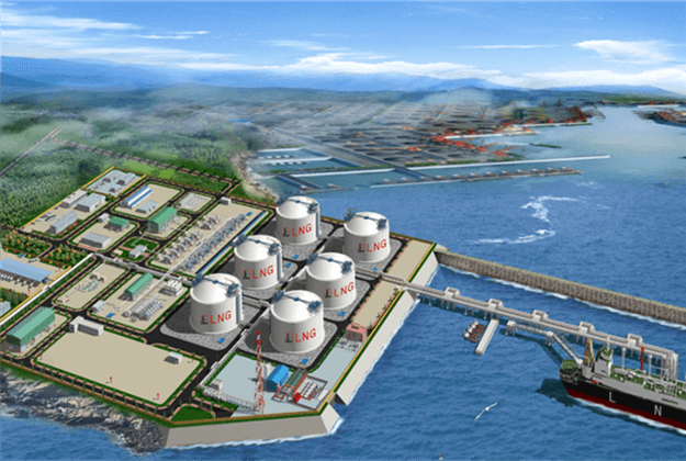 燃气轮机发电机组_LNG接收站_杰瑞天然气